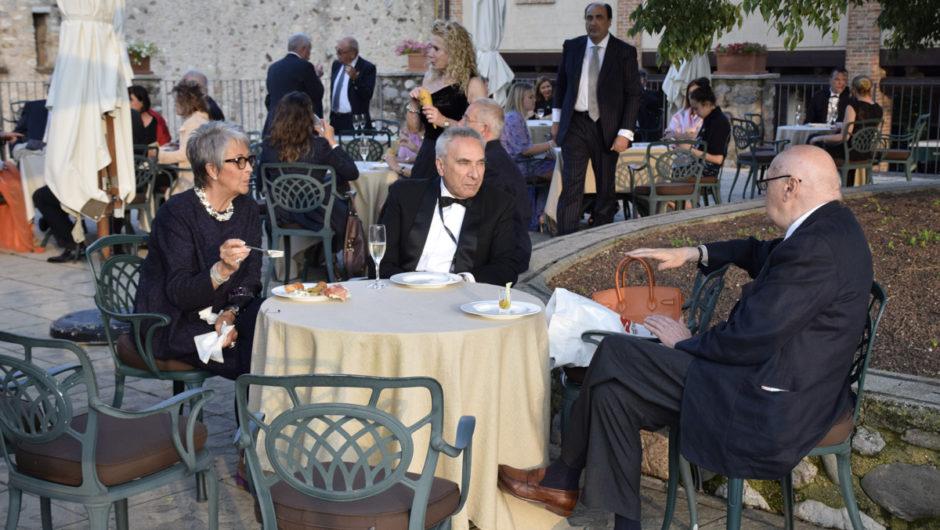 Aperitivo Varnelli e Sigaro Toscano